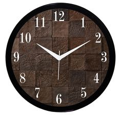 Related image Round Wooden Look Wall Clock With Glass For Home - Heavenkart heavenkart.com1500 × 1425Search by image Wooden wall clocks are always gives a new and sophisicated look to your home walls. Have a look on this Round Wooden Look Wall Clock.