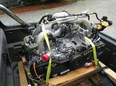 Vanagon Subaru Engine Conversion - Mule Expedition Outfitters LLC