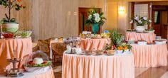 La sala colazioni del @Grand Hotel Duca D'Este Hotel Duca D'Este  #TivoliTerme #Nettopartners Duca, Hotel Breakfast, Did You Eat, Recipe Of The Day, Table Decorations, Healthy, Home Decor, Decoration Home, Room Decor