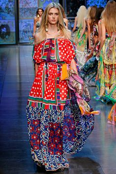 D&G - Women's Ready-to-Wear - 2012 Spring-Summer