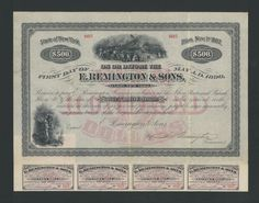 Remington & Sons Gun Factory