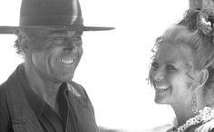 Watched it again last night. So good! Claudia Cardinale, Henry Fonda, Jane Fonda, Westerns, Katharine Ross, Sergio Leone, Anjelica Huston, Film Icon, Julie Christie