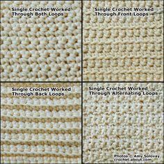 Master the Single Crochet (sc) Stitch with This Helpful Tutorial
