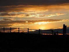 Wyoming Sunset, Northern Big Horn Basin