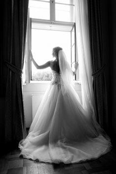 Táňa v svatebních šatech Danica od Maggie Sottero #svatebnisaty #weddingdress #maggiesottero #danica #vyprodej #svatebnisalonmaggie #svatba_maggie