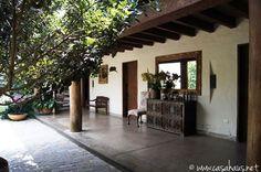 patio rustico mexicano / outdoors | Casa Haus