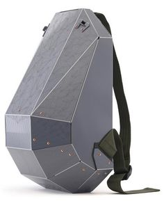 Love the structure of this gem backpack!