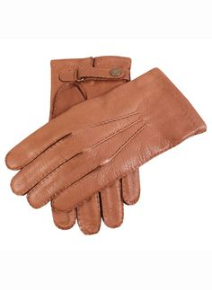 Dents Cashmere Lined Deerskin Gloves Tweed Country Sports