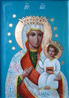 Vaskovsky icon of the Mother of God