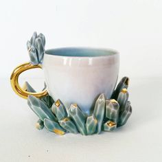 By Silverlining ceramics.