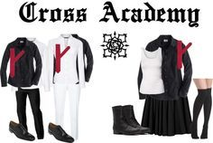 Cross Academy Fashion~