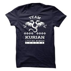KURIAN-the-awesome - #oversized shirt #pullover sweater. BUY-TODAY => https://www.sunfrog.com/Names/KURIAN-the-awesome.html?68278