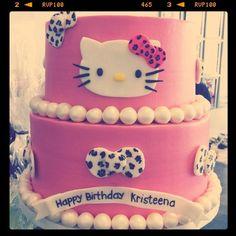 Kids Birthday Cakes « Sweet & Saucy Shop