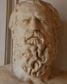 Heráclito conocido también como «El Oscuro de Éfeso»,2 fue un filósofo griego. Nació hacia el año 535 a. C. y falleció hacia el 484 a. C..
