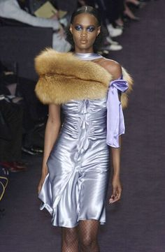 YSL by Tom Ford Fall 2003 Fashion Show & more luxury details
