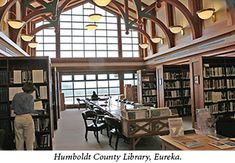 Image result for humboldt county library main branch