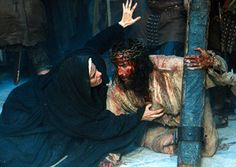 Jesus Christ: Forgive them, Father. Overtime The Passion of the Christ It may be graphic, bloody and . Catholic Memes, Catholic Art, Roman Catholic, Catholic Religion, Blessed Mother Mary, Blessed Virgin Mary, Jesus Mother, Mother Teresa, Christ Movie