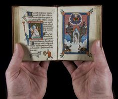 The Rothschild Canticles (13th century),