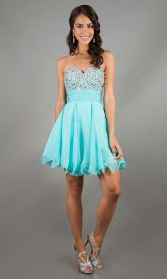 Okbridaldress.com - tiffany blue prom dress, affordable prom dresses, short prom dress, junior cocktail dresses, party ball gown, prom dresses, evening dress