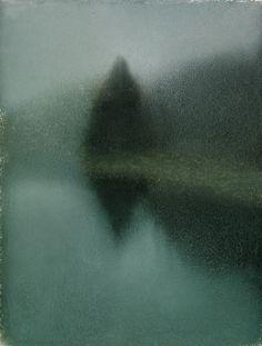 Mats Gustafson ( Nato nel 1951  ) - Untitled (Senza titolo)  Pastello su carta, 50,5 x 38,5 centimetri.  from Galleri Charlotte Lund, Stoccolma