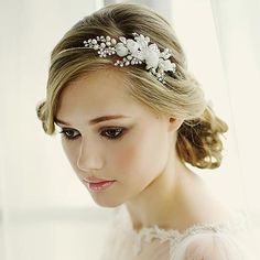 Bridal Headwear and Jewellery