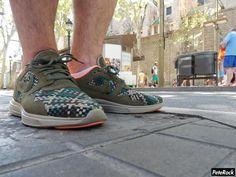 Nike Lunar Flow Woven Camo