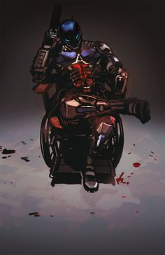 Nothing — Arkham knight (Spoilers)[[MORE]]