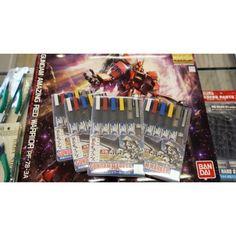 Ya están disponibles en Zaitama.com los nuevos set de Gundam Marker de la serie Gundam Tekketsu no Orufenzu! No esperes más por el tuyo en #Zaitama simpre está primero!! (ㅂ)و