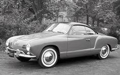 1958 Karmann Ghia ...