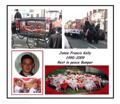 Jamie ( BUMPER ) Kelly`s Media | Gonetoosoon.org - the free online memorial website