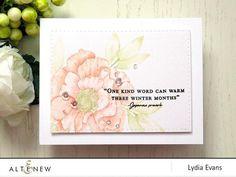 Build-A-Flower: Camellia