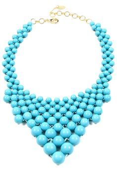 Amrita Singh Wooster Street Necklace ♥✤ | Keep the Glamour | BeStayBeautiful