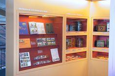 Im Bonbon-Museum finden Sie auch viele interessante Unikate von damals.