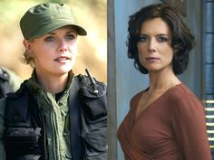 The Two Baddest Ladies of Stargate Have Joined Syfy's New Show Dark Matter