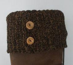knitted boot cuffs patterns free | Free Boot Cuff Knit Pattern - Bing Images | Crochet / Knitting