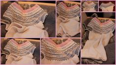 Tunika med Marius mønster, har oppskrift