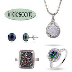 Spring 2014 Trend: Iridescent