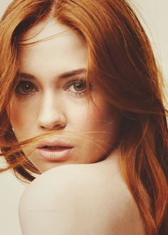 Karen Gillan she'd work for someone