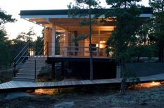 Gallery of Seaside Cottage / Sigge Arkkitehdit Oy - 10