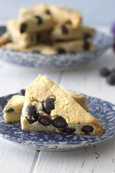 The best low carb blueberry scone recipe