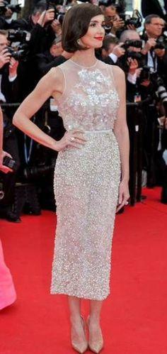 Cannes glam: les paillettes du red carpet | Air du temps - lesoir.be
