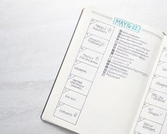 Looking for ways to incorporate meal planning into your bullet journal? Look no further with our collection of ideas and inspiration!