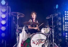Gethin Davies, The Struts, Grunge, Rock, Instagram Posts, Photos, Pictures, Skirt, Locks