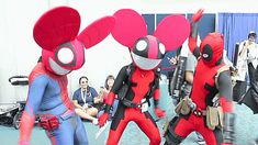 New trending GIF on Giphy. deadpool comic con deadmau5. Follow Me CooliPhone6Case on Twitter Facebook Google Instagram LinkedIn Blogger Tumblr Youtube