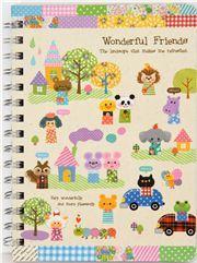 Wonderful Friends Notebooks