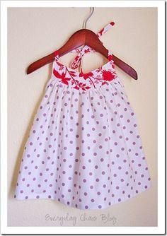 Call Me Crafty Momma: Dress tutorials
