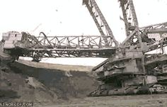 World's Biggest Bucket Wheel Excavator