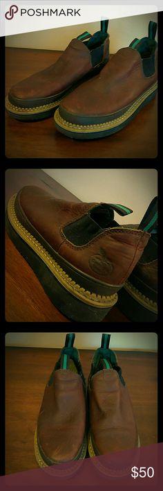 fb06130a1fd8 Georgia Boot Giant Romeo Work Shoes Georgia Boot Men s (or women s) Giant  Romeo Work