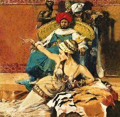Scheherazade and The Arabian Nights