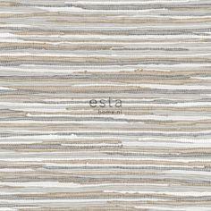 148618 krijtverf eco texture vliesbehang geweven motief bruin